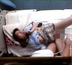 【本物レイプ動画】盗撮映像入手!整体師に施療台の上でレ○プされた女子校生・・・