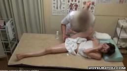 【本物レイプ動画】『もう大丈夫です』と言う患者に淫靡マッサージをやめない悪徳マッサージ師の鬼畜行為