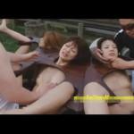 【本物レイプ動画】変態やくざの肉便器にされた女達!拘束器具で四肢の自由を奪われ5本の肉棒で輪姦中出し・・・