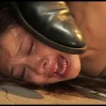 【本物レイプ動画】閲覧注意!泣きじゃくる女が緊縛され地獄絵図の様なSM凌辱を受ける・・・
