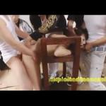 【本物レイプ動画】一人旅の女子大生が田舎ヤカラに拉致監禁されて集団生姦レ○プの被害に・・・