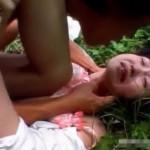 【本物レイプ動画】山奥に拉致されたJKがガチ強姦・・・ドン引きレベルの衝撃映像なので強姦好き以外の観覧注意!!